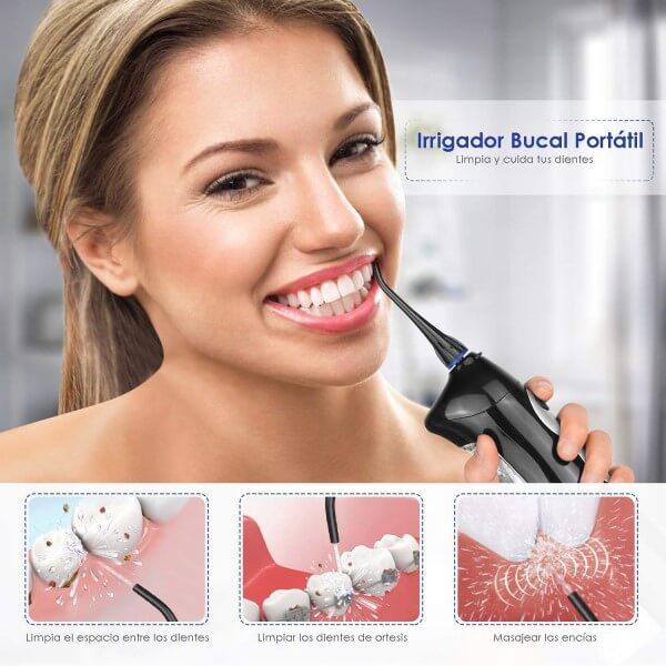 Irrigador dental barato