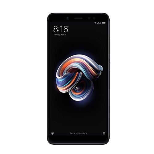 Xiaomi Redmi Note 5 - (RAM de 4 GB, Memoria de 64 GB) [versión española]