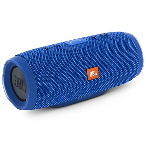 JBL Charge 3 - Altavoz inalámbrico portátil, Color Azul