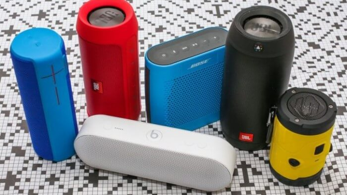 altavoces bluetooth amazon