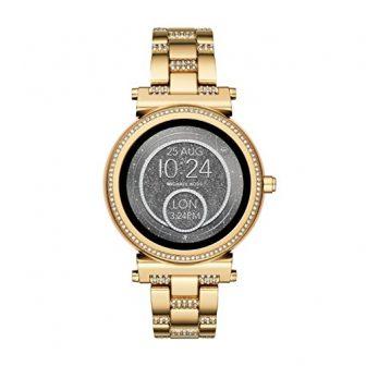 1ebcabdb108b -3% Michael Kors Reloj Mujer de Digital con Correa en Acero Inoxidable  MKT5023